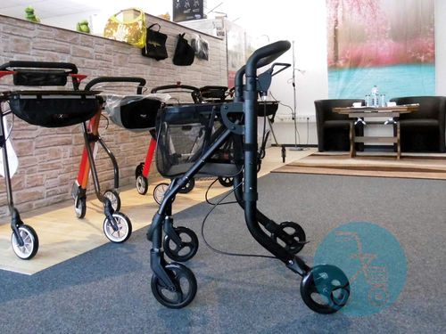 Indoor Rollator RFM Home Schwarz