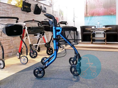 Indoor Rollator RFM Home blau